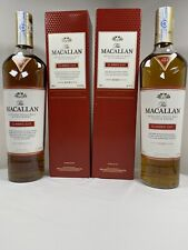 Whisky Macallan Classic Cut 2019/2020 700ml 52.9/55% Vol 2 Bottles Very Rare