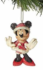 Disney Traditions A27084 Santa Minnie Mouse Hanging Tree Ornament 23194