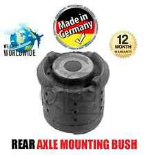 FOR BMW Z4 2009-->ON 2.5 3.0 E89 REAR AXLE MOUNTING SUB FRAME BUSH OE QUALITY