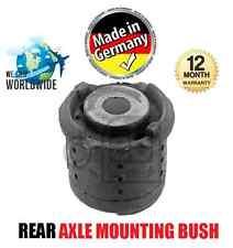 FOR BMW Z4 2009-->ON 2.5 3.0 E89 REAR AXLE MOUNTING SUB FRAME BUSH OE QUALITY