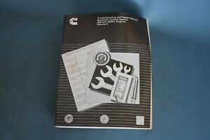 1999 Cummins ISM QSM11 Engines Troubleshooting Repair Service Manual Vol 2