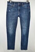American Eagle Slim Next Level AirFlex Jeans Mens Size 30x32 Blue Meas. 30x31