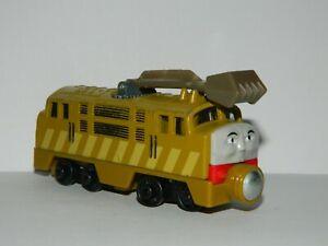 2012 Thomas Take N Play Talking Diesel 10 Die Cast Toy Train