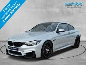 2017 67 BMW M4 3.0 M4 COMPETITION 2D 444 BHP