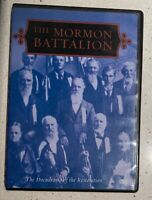 The Mormon Battalion - Docudrama of Restoration DVD LDS Documentary