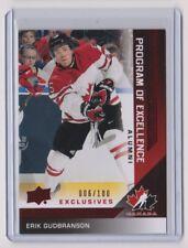 13-14 2013-14 Upper Deck Team Canada Red #212 Erik Gudbranson/100 Exclusives PEA