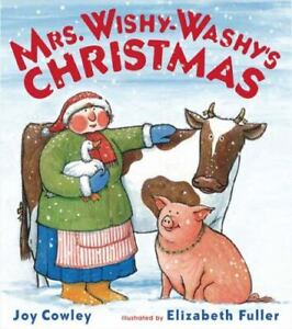 Mrs. Wishy-Washy's Christmas , Hardcover , Cowley, Joy