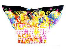 Bnwt Versace Silk Top