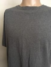 VTG 80s ~ GAP HEATHER GRAY PLAIN T-SHIRT ~ USA Made ~ XL ~ Indie ~ Hip-Hop