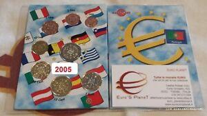 2005 PORTOGALLO 8 monete 3,88 euro FDC portugal Португалия