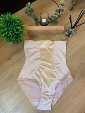 UK Made Shape Wear Nude High Waisted Body Shaper Body Sculpting Bodysuit