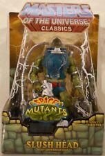 Masters Of The Universe Classics Slush Head Space Mutants (MIB) With Mailer Box