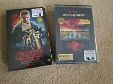 Stranger Things Season 1 and 2 Blu-ray / DVD Target Exclusive New Factory Sealed