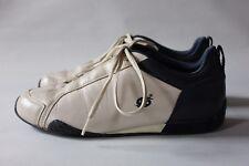 DOCKERS Damen Sneaker Größe 37 Beige Kunstleder TOP kaum getragen
