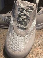 SAS Tripad Comfort Shoes Woman's Size 81/2 WW US Gray/White Grey Walking Casual