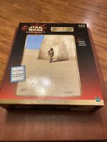 New sealed 1999 MILTON BRADLEY STAR WARS EPISODE I MOVIE POSTER PUZZLE 300 pcs