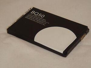 BQ50 NEW Replacement Battery for MOTOROLA A730, A1200, C290 W375 W220 W755 KRZR
