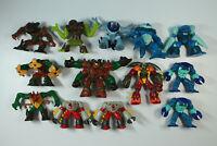 Gormiti Invincible Lords of Nature Playmates Giochi Preziosi Figures Lot 13