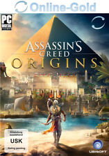 Assassin's Creed Origins - PC Game - Uplay Digital Download Code [Action] EU/DE