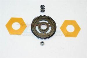 GPM STEEL HD SPUR GEAR 32P 55 / 56 / 57T 1/10 RC EP AXIAL SCX10-II ROCK CRAWLER