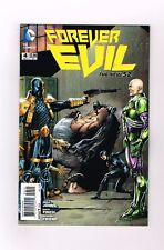 Forever Evil #4 Limited to 1:25 variant by Gary Frank! Nm