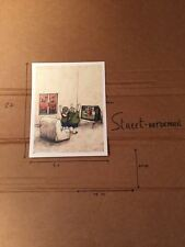 PRINT DRAN ART A4 STAMPED LIMITED EDITION PARIS POP UP KAWS BANKSY
