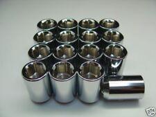 20 Pc MAXIMA TUNER LUG NUTS 12m x 1.25 With Key # AP-781144