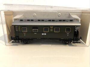 Gauge H0 Fleischmann 5767 K Passenger Car Mint Boxed