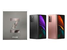 Fully Unlocked Samsung Galaxy Z Fold2 5G 256GB Black Bronze [New Unused]