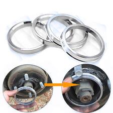 4pc Wheel Hub Centric Rings Spacer  Aluminium Alloy OD=83.1mm ID=70.5mm