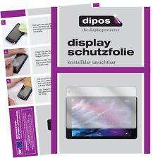 2x Medion Lifetab P10602/5, X10605/7 Schutzfolie klar Displayschutzfolie