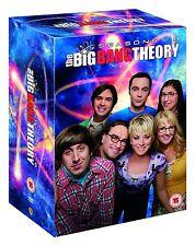 "THE BIG BANG THEORY Complete Season 1+2+3+4+5+6+7+8 DVD Box Set Series R4 ""sale"""