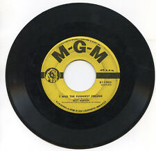 BETTY MADIGAN I Had The Funniest Feeling Be A / Little Darlin' 1954 US MGM 45rpm