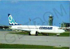 BOEING 737-400 FGFUG CORSAIR Paris Orly AVION AIRPLANE AIRCRAFT
