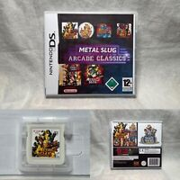 DS - Arcade Metal Slug 6 in 1 For Nintendo DS DSi 3DS 2DS Game Only