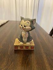 Disney Buono Figaro Figurine Cat Jim Shore Pinocchio #4007212 Collectible Rare