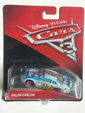 Mattel Cars 3 Disney Pixar veicoli Ralph Carlow
