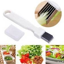 Kitchen Onion Slicer Vegetable Tomato Fruit Cutter Easy Cooking Gadget Tools