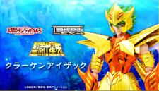 Saint Seiya Myth Cloth ab - Krake Isaac Bandai Tamashii Ritter die Tierkreis