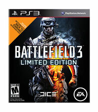 Battlefield 3 -- Limited Edition (Sony PlayStation 3, 2011) PS3 -Complete