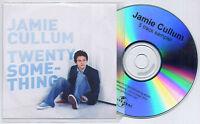 JAMIE CULLUM Twenty Something Sampler UK 5-trk promo test CD Hendrix Buckley