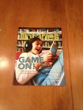 American Libraries Magazine issue Game On! November - December 2010 ALA
