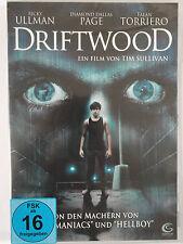 Driftwood - Harter Jugendknast Stephen King - Wrestling Star Diamond Dallas Page
