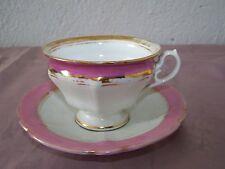 Porzelan CT - Carl Tielsch - Schlesien - Biedermeier Kaffeetasse 2