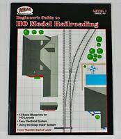 Atlas Beginner's Guide to HO Model Railroading Level 1 Book #9