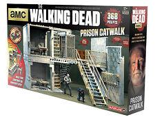 McFarlane Walking Dead PRISON CATWALK Construction Building 14559 HERSHEL