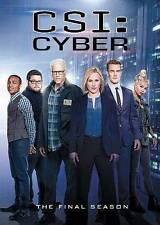 CSI: Cyber: The Final Season, 5-Disc DVD Set, 18 Episodes + Exclusive Features