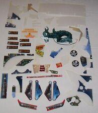 Stern Pirates Of The Caribbean Pinball Machine Plastic Set 803-5000-92 NOS!
