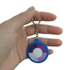 Portable Pocket Size Ultra Violet tester with key chain UV meter UV detector