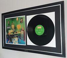 Oasis Shakermaker Framed Original Vinyl-Noel Gallagher
